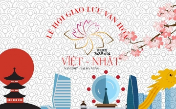 Lễ hội giao lưu văn hóa Việt Nhật – lần thứ 4